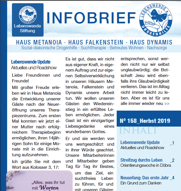 Info-Brief No. 158