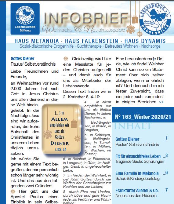 Info-Brief No. 163